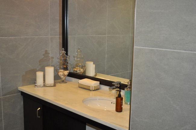 Innotech-Execaire restroom construction