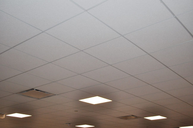 S&C Electric Ceiling Installation