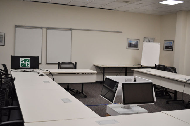 S&C Electric Conference Room Build