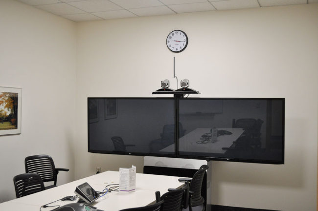 S&C Electric Conference Room