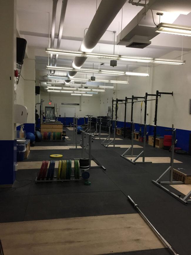 University of Toronto Mississauga Athletic Facility